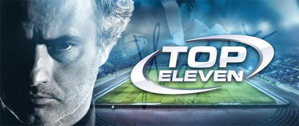 Top Eleven - Join this amazing Football Manager league and become the champion.
