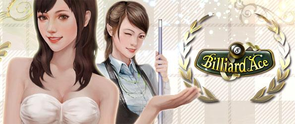 Pool Club Billiard Ace - Pick your cue and take on all comers with this Facebook Game.