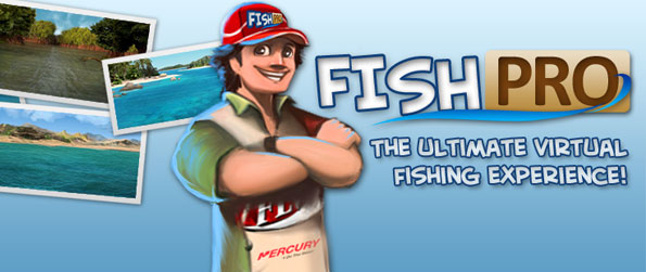 Fish Pro - Get set for the ultimate online fishing experience with over 35 fish species in over 75 unique locations.