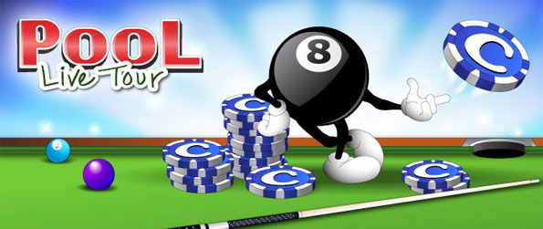 Pool Live Tour - Get to play pool in a relaxing environment, against friends or random people around the globe.