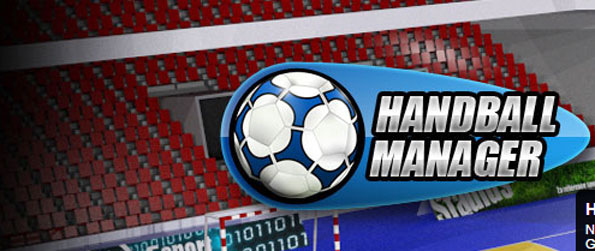 Handball Manager - Manage your very own handball team through this browser-based game.