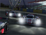 Real Racing 3 night time racing