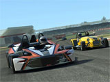 Real Racing 3 intense race